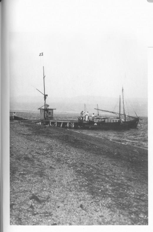 תקופת האימפריה העותומאנית-צפון ים המלח 1914