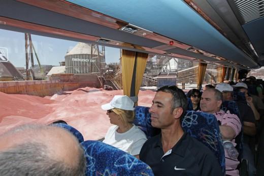סיורים במפעלי ים המלח בפסח